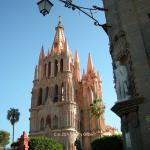 San Miguel church copyright