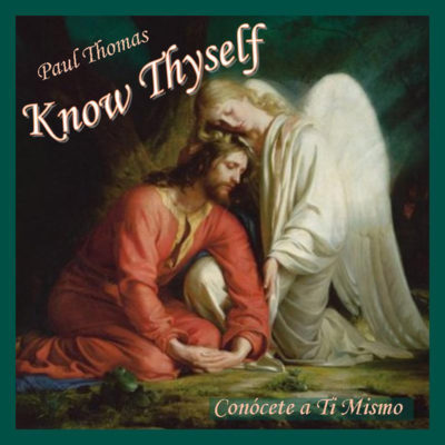 Know Thyself Front Cover  small